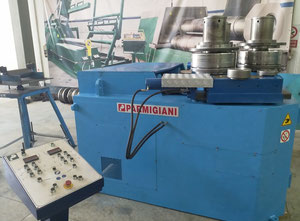 Parmigiani planet 40 Profile bending machine