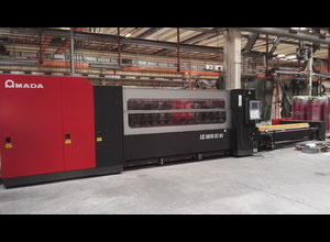 Lazer kesim makinesi Amada LC 3015 X1 NT