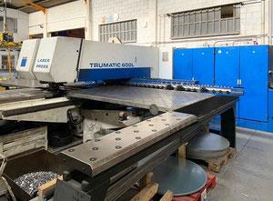 Trumpf TRUMATIC 600 L - 1600 laser cutting machine