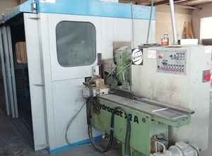 Used Weinig HYDROMAT 22A Used multihead moulder