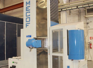 Mecof Speedstyle Mobile column lateral milling machine