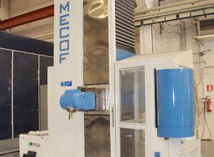Mecof Speedstyle Mobile Säulenfräsmaschine