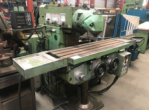 Zayer 1000AM cnc vertical milling machine