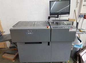 Duplo creasing / perforating machine for digital printing DocuCutter DC-646