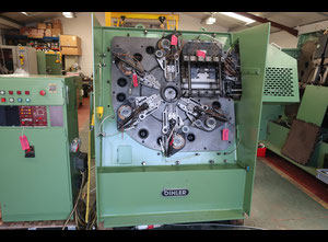 Maszyna do produkcji sprężyn Bihler GRM50