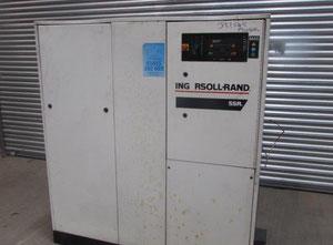 INGERSOLL  RAND ML-45-GD Oiled screw compressor