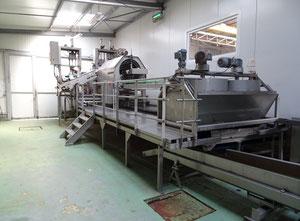 Maszyna do przetwórstwa warzyw lub owoców Florin