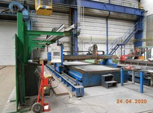 MGM OMNICUT 3600 Cutting machine - Plasma / gas