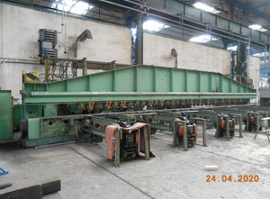 TOS HHP 12 Planing machine