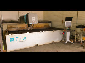 Machine de découpe jet d'eau Waterjetflow Mach4 4020b