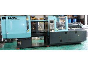 Demag Ergotech 200 - 840 compact Spritzgießmaschine