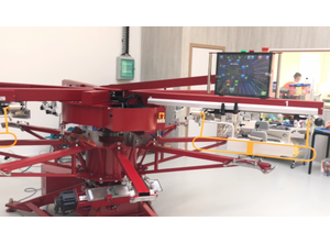 Anatol Titan M Screen printing machine