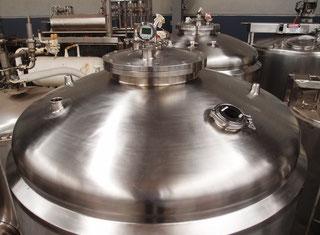 Nda Engineering Stainless Steel Storage Tank (Vertical) P00629049
