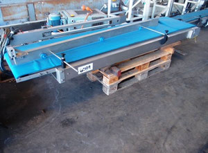 Konveyör Blue Print Automation Flat Belt Conveyor