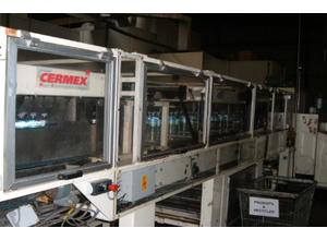 Sidel SBO 12 complete line Packing machine