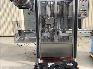 Zalkin CA3 360 NG fully automatic three heads screw capping machine