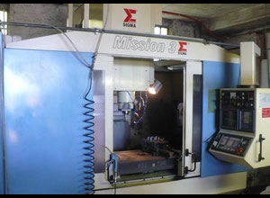 Used Sigma MISSION 3 Machining center - vertical