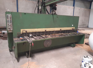 Haco PS 3020 hydraulic shear