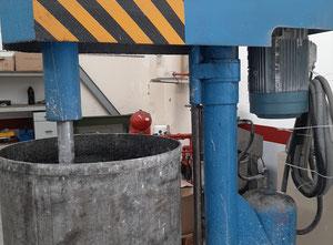 Mezcladora de líquido Distel disollver-m50