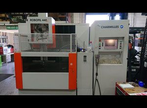 Charmilles Robofil 440cc Wire cutting edm machine