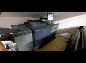 Stampante digitale usata Konica c7000