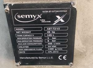 Semyx Infinity 640 5-осевой обрабатывающий центр