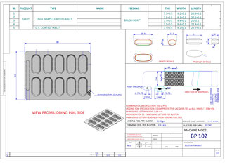 Pampac Acg BP-102 P00701069