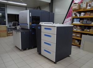Hewlett Packard Indigo 5500 Digital press