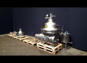 Séparateur GEA Westfalia MSA 100-01-076