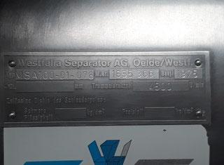 Gea Westfalia MSA 100-01-076 P00701103