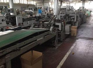 Bobst Domino 100-M P00701106