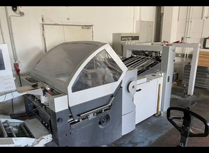 Heidelberg KH82/4KL folding machine