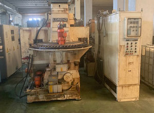 Used Lorenz LF 151 Vertical gear hobbing machine