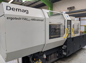 Demag Ergotech 150/475-440 Concept Injection Moulding Machine