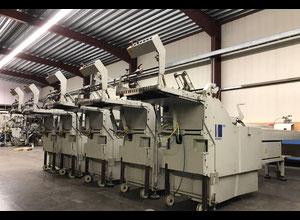 Katlama makinası Kolbus STA 840