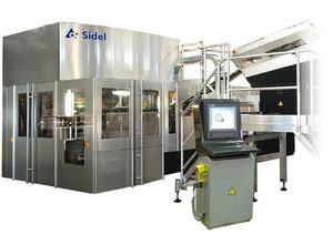 Sidel SBO 16 PET Stretch Blow Molding Machine
