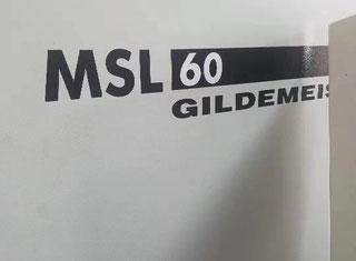 Dmg Mori MSL 60-7 P00702024