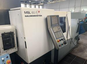 Dmg Mori MSL 60-7 Drehmaschine CNC