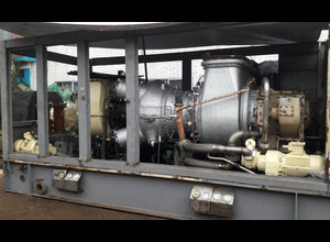 European Gas Turbine TB 5000 Generator