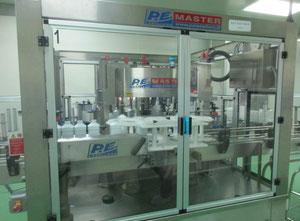 P.E Labeler 770/12T/4S/4E Etikettiermaschine