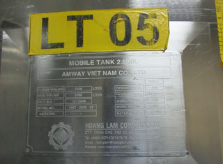 Hoang Lam 2000L P00703071