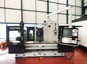 Nicolas Correa CF 22/20 cnc horizontal milling machine
