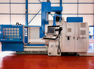 Nicolas Correa EURO 2000 Portal milling machine