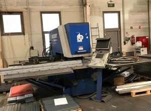 BOSCHERT COMPACT 1000 ROTATION CNC punching machine
