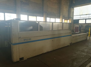LVD IMPULS 3020 laser cutting machine