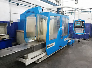 Soraluce TA- 20 cnc vertical milling machine