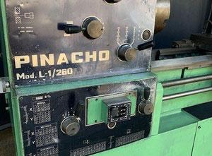 Pinacho L1/260 de 1600mts lathe