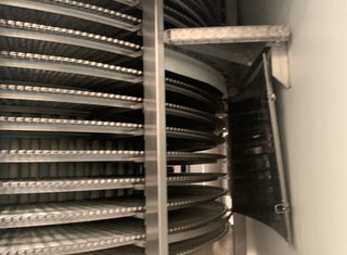 Eurotek Compact Spiral Freezer With Plant P00703158