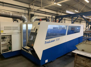 Wycinarka laserowa TRUMPF TRULASER 3530