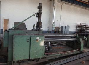 WILHELM SCHAFER SVRM Plate rolling machine - 4 rolls